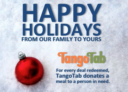 TangoTab Happy Holidays