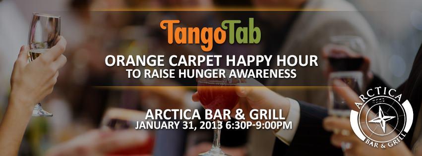 TangoTab Hunger Awareness NYC