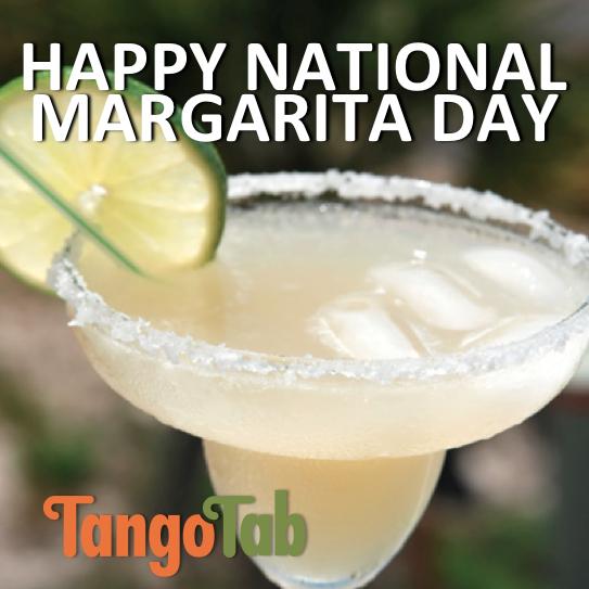TangoTab National Margarita Day