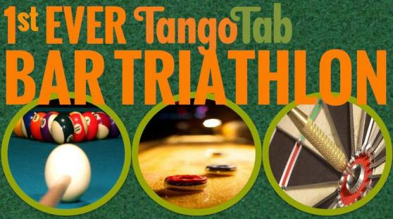 TangoTab Bar Triathlon