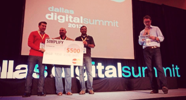 TangoTab Wins Dallas Digital Summit Startup Showcase