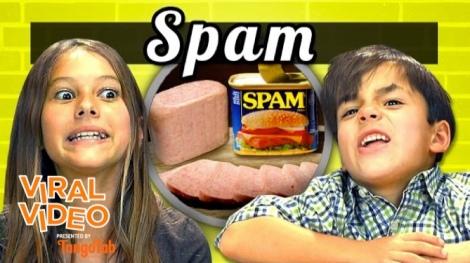 Kids vs. SPAM